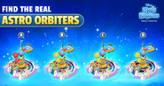 Ad-astro orbiters