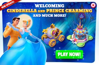 Cinderella Update