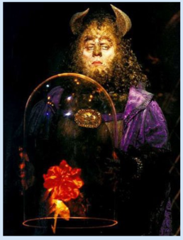 Terrence Mann as Beast