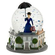 Mary Poppins Snowglobe