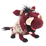 Pumbaa Plush- The Lion King The Broadway Musical - Bean Bag 6''