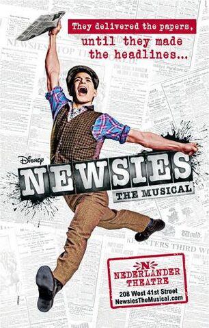 File:Newsies (musical) poster.jpg