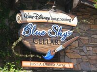 Walt Disney Imagineering Blue Sky Cellar