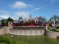 Dumbo The Flying Elephant Paris