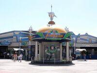 Buzz Lightyear Hong Kong Disneyland