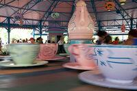 Mad Tea Party Magic Kingdom
