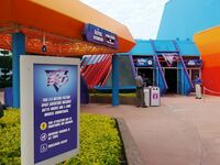 Captain EO Epcot