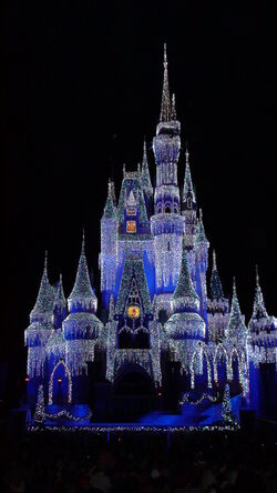 Wishes Nighttime Spectacular Finale (Magic Kingdom)
