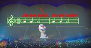 Olaf's sing-a-long