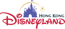 Hong Kong Disneyland logo