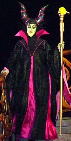 Maleficent DP