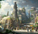 Star Wars-themed land (Disneyland Park)