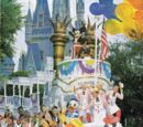 Disney Character Hit Parade