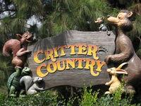 Disneyland Park - Critter Country