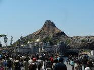 Mount Prometheus Tokyo DisneySea