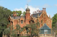 Walt Disney World Haunted Mansion