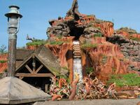 Splash Mountain Magic Kingdom
