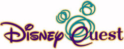DisneyQuest Logo