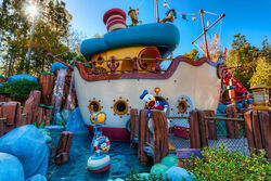 Donald's boat DL