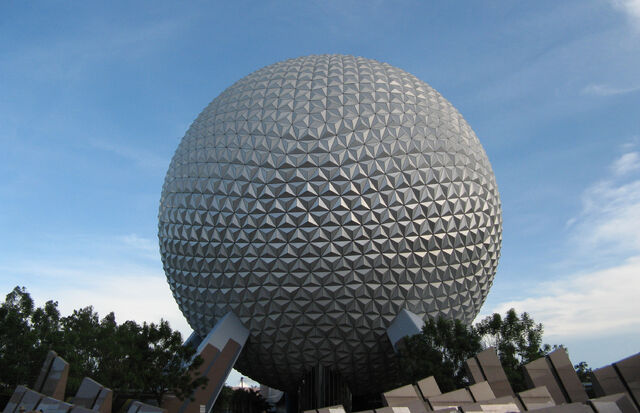 File:Spaceship Earth at EPCOT.jpg