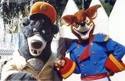 Talespin characters