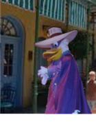 Darkwing Duck New Orleans Square