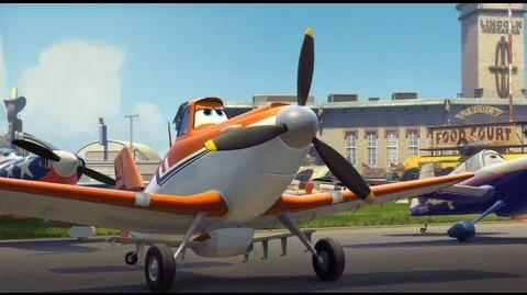 Disney's Planes Extended Sneak Peek