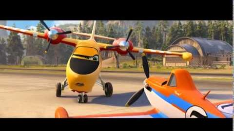 Disney's Planes Fire & Rescue Dusty (In cinemas 4 September 2014)
