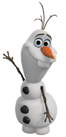 File:Olaf from Disney's Frozen.png