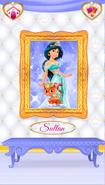 Sultan's Portrait with Jasmine