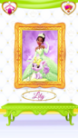 Lily's Portrait With Tiana