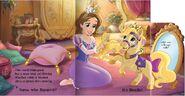Blondie Getting Groomed by Rapunzel