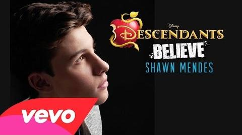 """Shawn Mendes - Believe (From """"Descendants"""") (Audio)"""