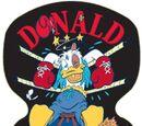 Donald Duck and Disney Princess