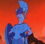 Hercules - The Secret Weapon - Athena