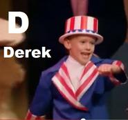 Derek Boyd (from Full House)