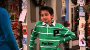 Parker (from Liv & Maddie)