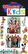 Disney's House of Kids - The Baby-Sitters Clubhouse Special Edition Vol.4 The Brady Bunch & Full House Part Four