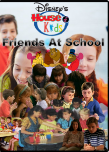 New Disney's House of Kids - Friends At School