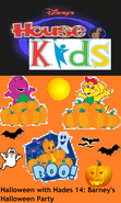 Disney's House of Kids - Halloween with Hades 14- Barney's Halloween Party