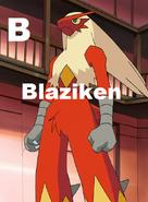 Blaziken