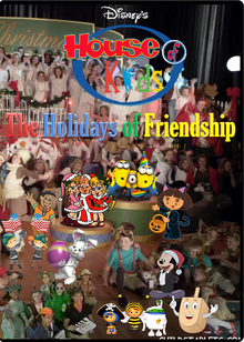 New The Disney's House of Kids Movie -The Holidays of Friendship