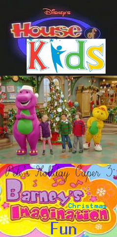 File:Disney's House of Kids - Pete's Holiday Caper 3- Barney's Christmas Imagination Fun.png