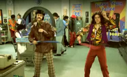 Jack and Rudy (Bobby Wasabi) Kung Fu Cop