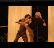 Jack and kim pelea