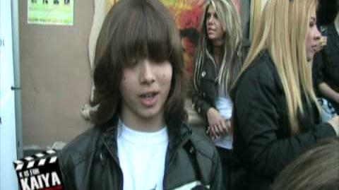 Leo Howard - Kids Helping Kids Red Carpet Interview