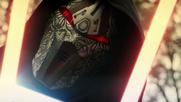 The Eradicator's mask