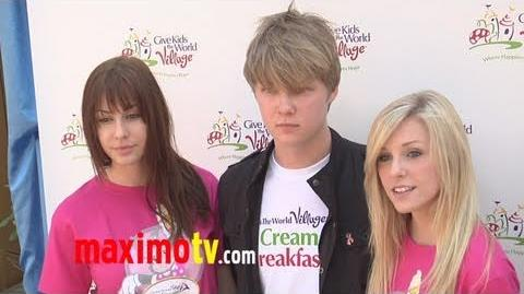 """Ice Cream For Breakfast"" Fundraiser Event Arrivals July 24, 2011"