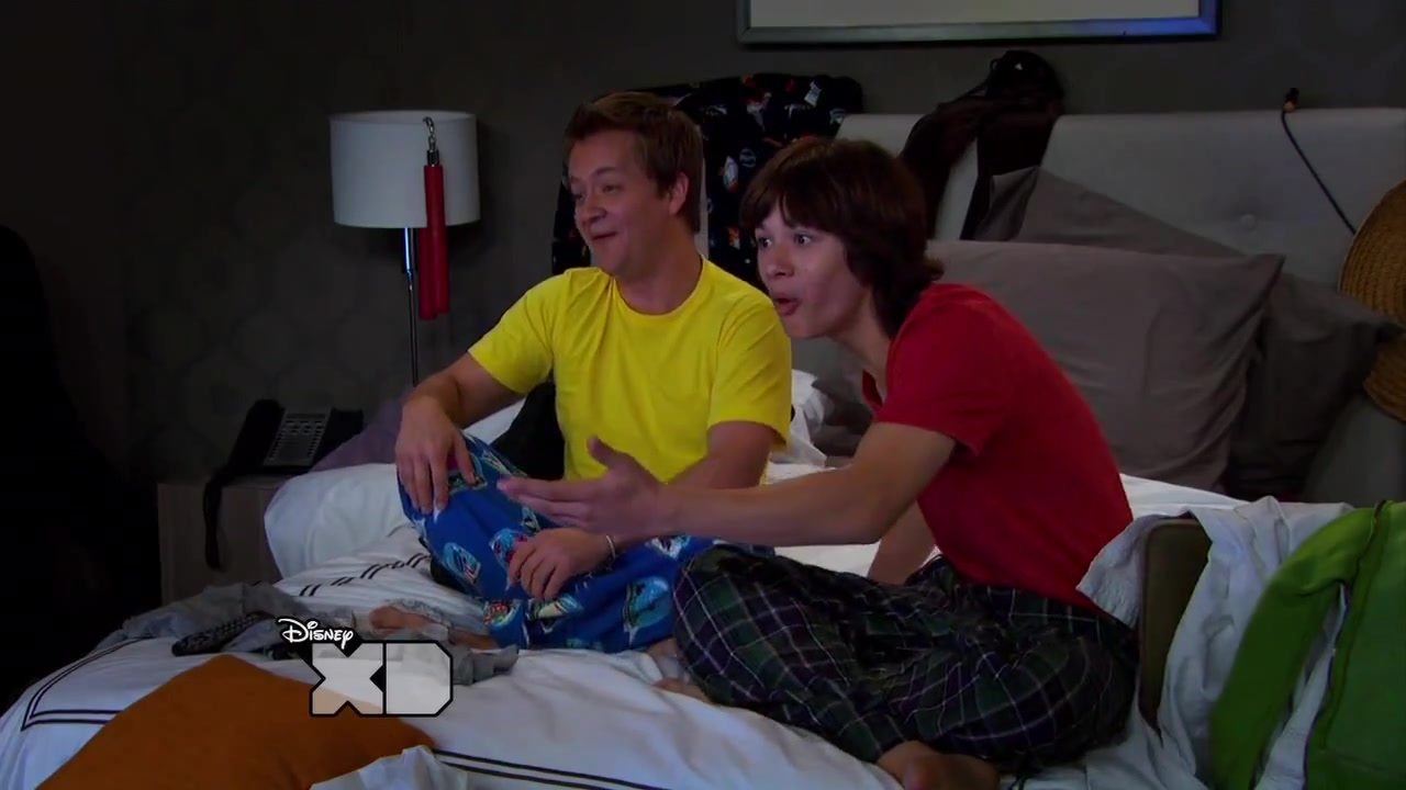 Image - Kickin It- Rudy and Jack at the hotel 089.jpg ...
