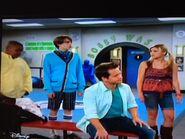 Kim, Rudy, Eddie, Milton